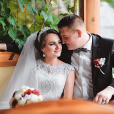 Wedding photographer Olya Naumchuk (olganaumchuk). Photo of 10.10.2017