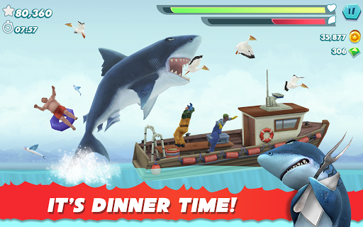 Hungry Shark Evolution apktram screenshots 17