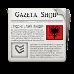 Gazeta Shqip - Albanian Newsp. Icon