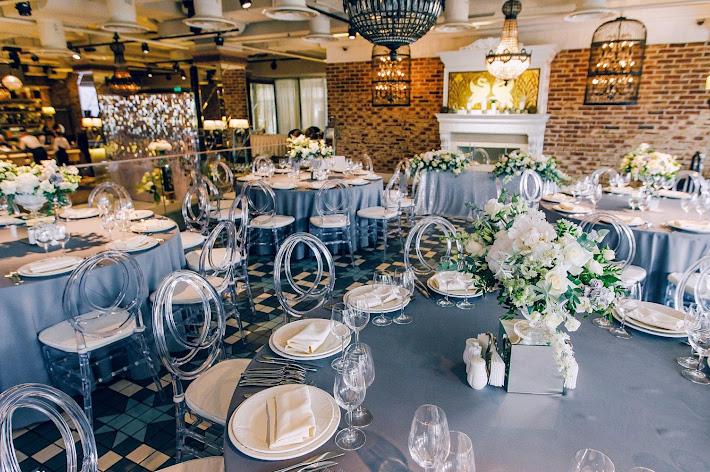 Фото №7 зала Ресторан «Гуси-Лебеди»