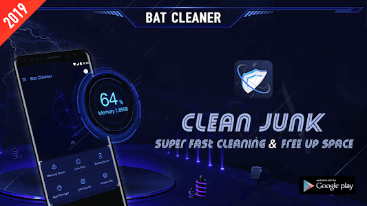 Bat Cleaner 1 1 5 (AdFree) + (AdFree) APK for Android