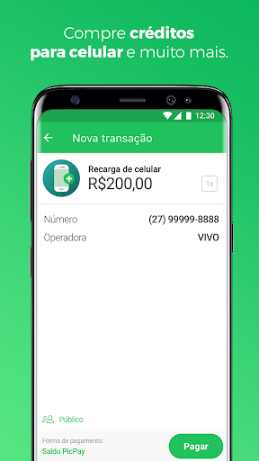 PicPay - App de pagamentos screenshot 4