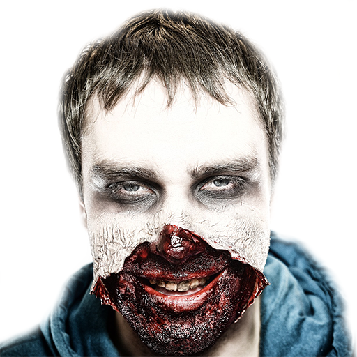 Zombie Me: Scary Photo Booth Icon