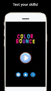 Color Bounce - náhled