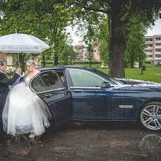 Wedding photographer Daniel Sirůček (DanielSirucek). Photo of 27.07.2017
