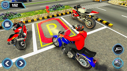 US Motorcycle Parking Off Road Driving Games filehippodl screenshot 13
