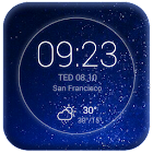 live wallpaper meteo icon