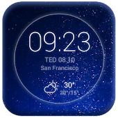 Android Wear Weather Widget