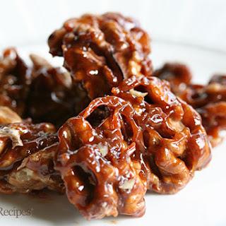 Caramel Walnuts