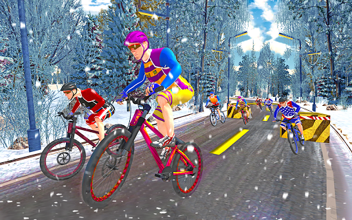 BMX Cycle Freestyle Race 3d filehippodl screenshot 8