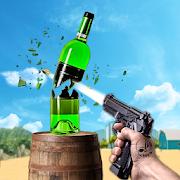 Xtreme Gun Bottle Shooter Pro 3D: Expert Shooting