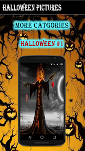 Live Halloween Wallpapers And HD Themes Free - náhled
