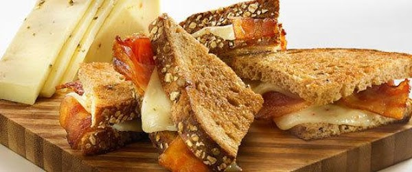 Bacon-man Grilled Cheese Recipe