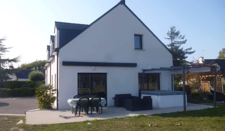 Maison avec terrasse Erdeven