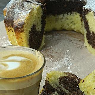 Ciambellone Della Nonna (Nonna'S Marble Cake with Oil and Yogurt) Recipe