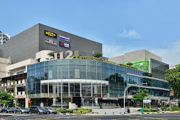 Shopping centers in Changi