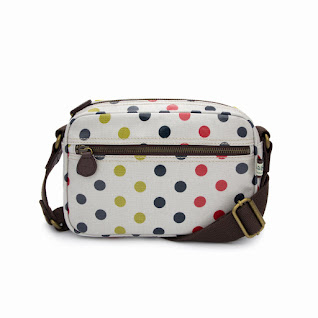 Polka Mini Box Bag