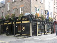 Visiter Dublin Literary Pub Crawl