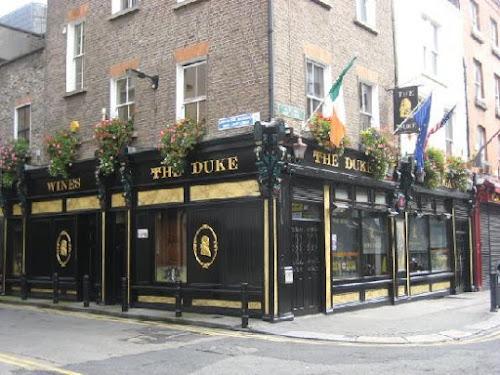 Photo Dublin Literary Pub Crawl