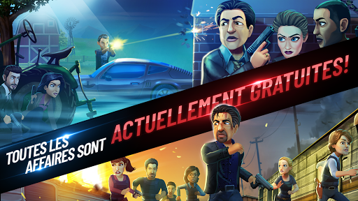Criminal Minds: The Mobile Game  captures d'écran 1