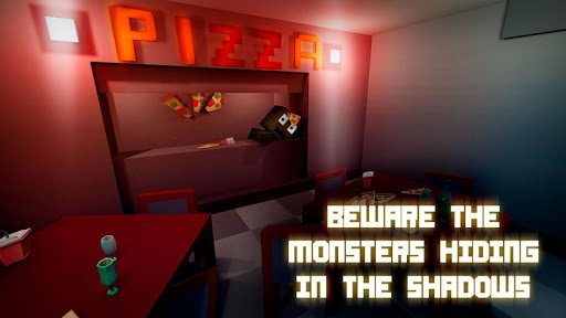 Nights at Slender Pizzeria 3D  screenshots 4