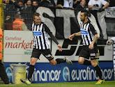 Charleroi prend la tête du groupe B