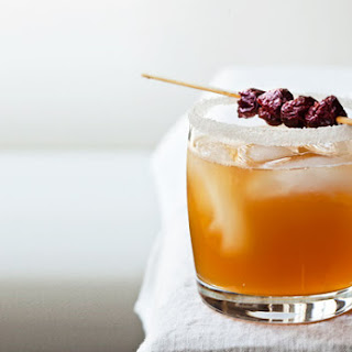 Sidecar Cocktail.