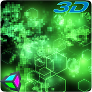 Abstract 3D Live Wallpaper