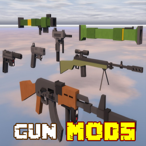 Gun Mods Inventory MCPE