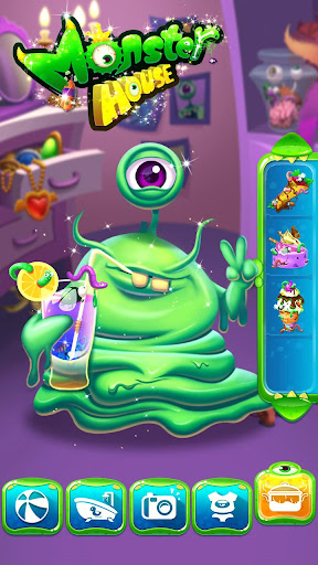 ud83dudc7eud83dudc7eCute Monster - Virtual Pet modavailable screenshots 2