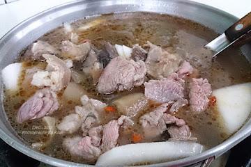 阿本羊肉爐