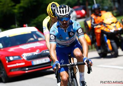 """Goudhaantje van Deceuninck-Quick.Step tevreden na Dauphiné: """"Nu herstellen richting Tour"""""""