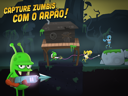Zombie Catchers: miniatura da captura de tela