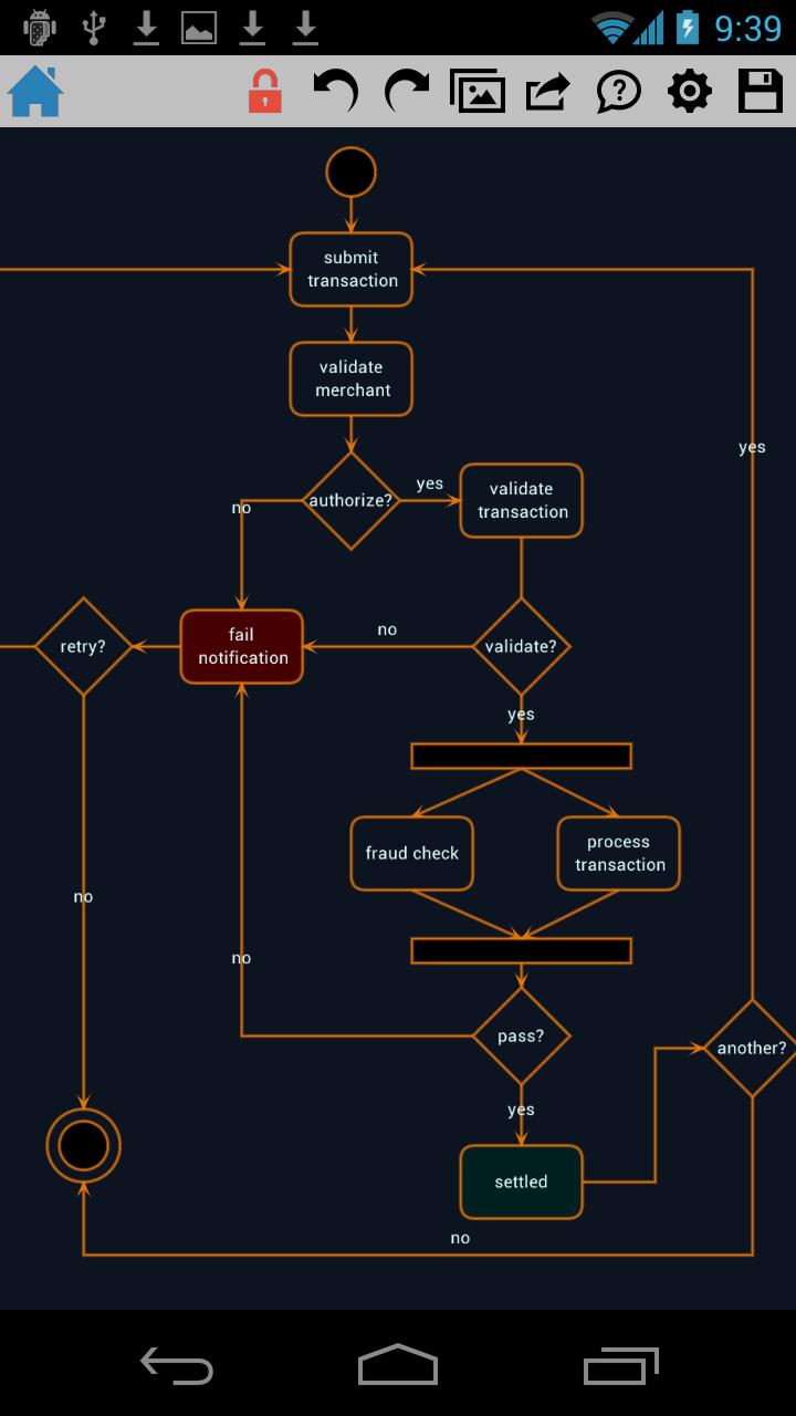 DrawExpress Diagram Screenshot 3