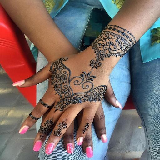 Creative Girls Mehndi Designs Aplikasi Di Google Play