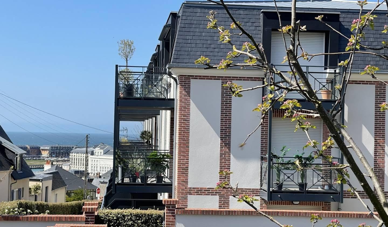 Appartement avec terrasse Trouville-sur-Mer