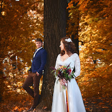 Wedding photographer Denis Prokhodcev (trilobyte). Photo of 07.10.2016