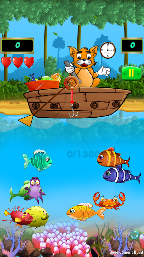 Fishing cat android apps on google play for Fishing game android