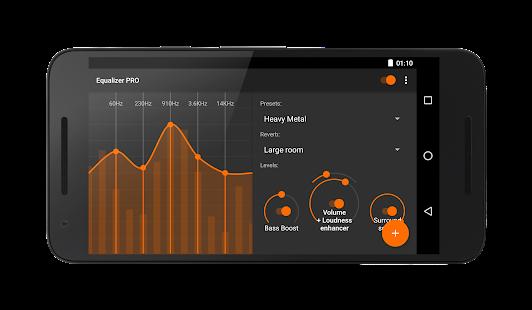 Equalizer - Bass Boost Screenshot