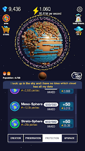 Idle World Mod Apk (Infinite Diamonds) 5