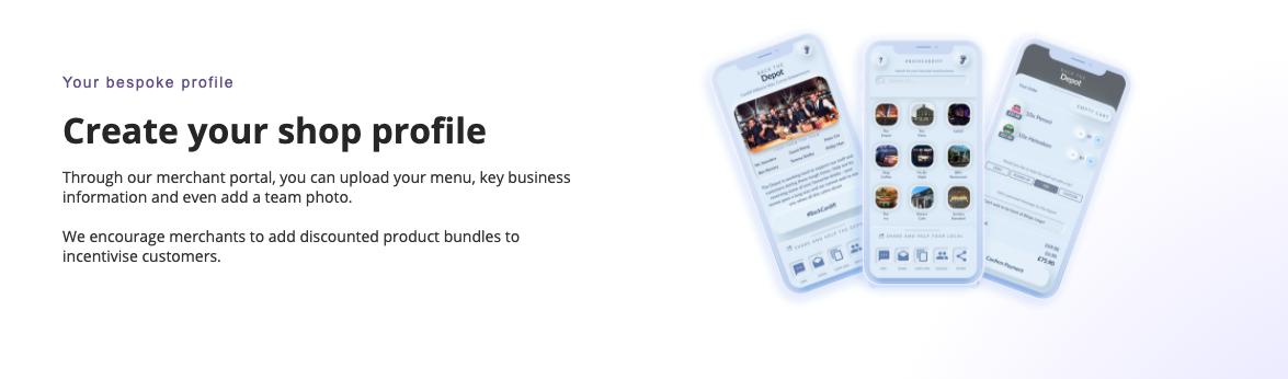 web platform shop covid-19
