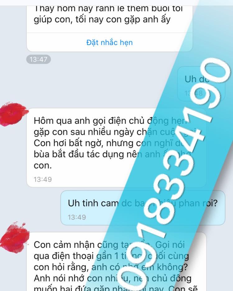 cách nhắn tin níu kéo bạn trai