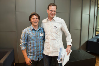 Photo: Mr Lee Miles: Best Student Poster Presentation