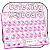 Cute Pink Kitty Keyboard Theme file APK Free for PC, smart TV Download