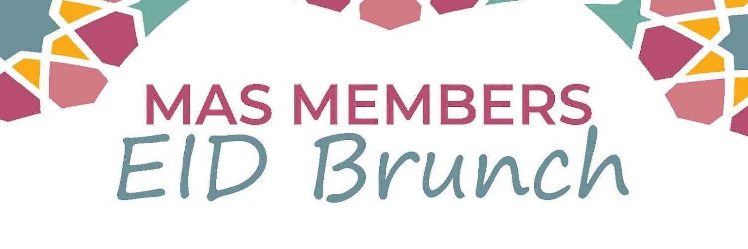 MAS Members Eid Brunch
