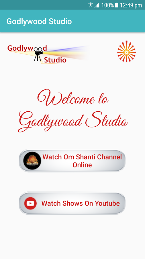 Godlywood Studio- screenshot