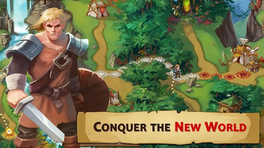 Braveland Heroes Mod Apk Download For Android and Iphone 2