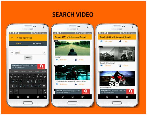 Video Downloader screenshots 2