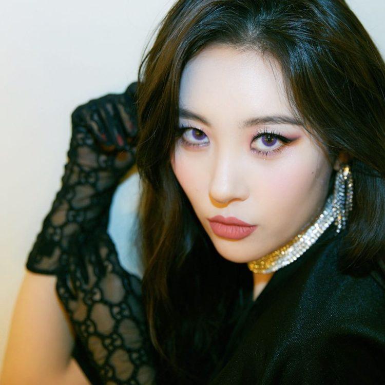 sunmi makeup 8