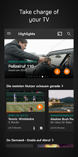 Zattoo - TV Streaming - náhled